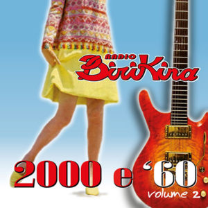 2000 e '60 vol. 2 - CD cover