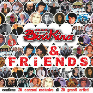 CD - Radio Birikina & Friends