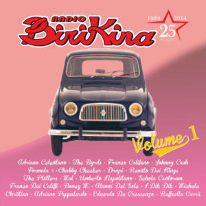 CD - Radio Birikina 25 anni vol. 1