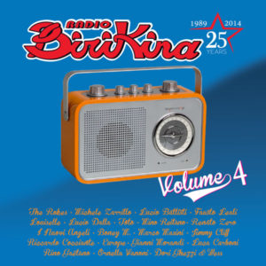 CD - Radio Birikina 25 anni vol. 4
