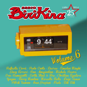 CD - Radio Birikina 25 anni vol. 6