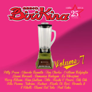 CD - Radio Birikina 25 anni vol. 7
