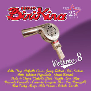 CD - Radio Birikina 25 anni vol. 8