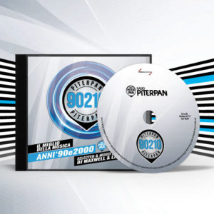 CD Piterpan 90210 - Compilation