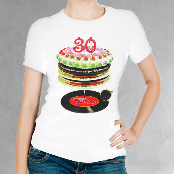 T-shirt - Radio Birikina 30 anni