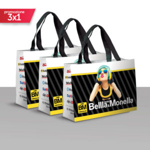Shopping Bag Woman - Radio Birikina