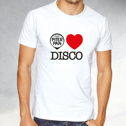 Piterpan Loves Disco - T-shirt