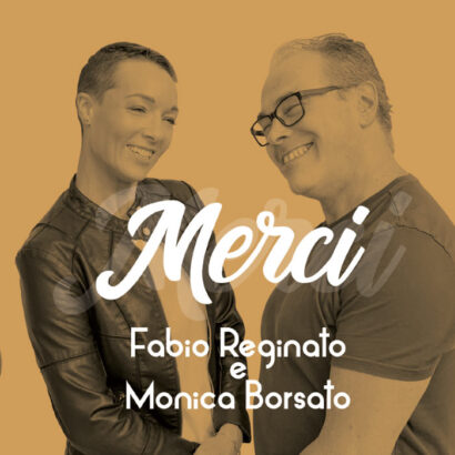 CD - Merci - Fabio Reginato e Monica Borsato